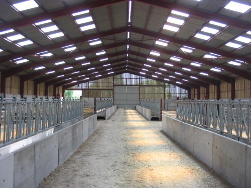 Photo du Construction bâtiments Bâtiments Agricoles