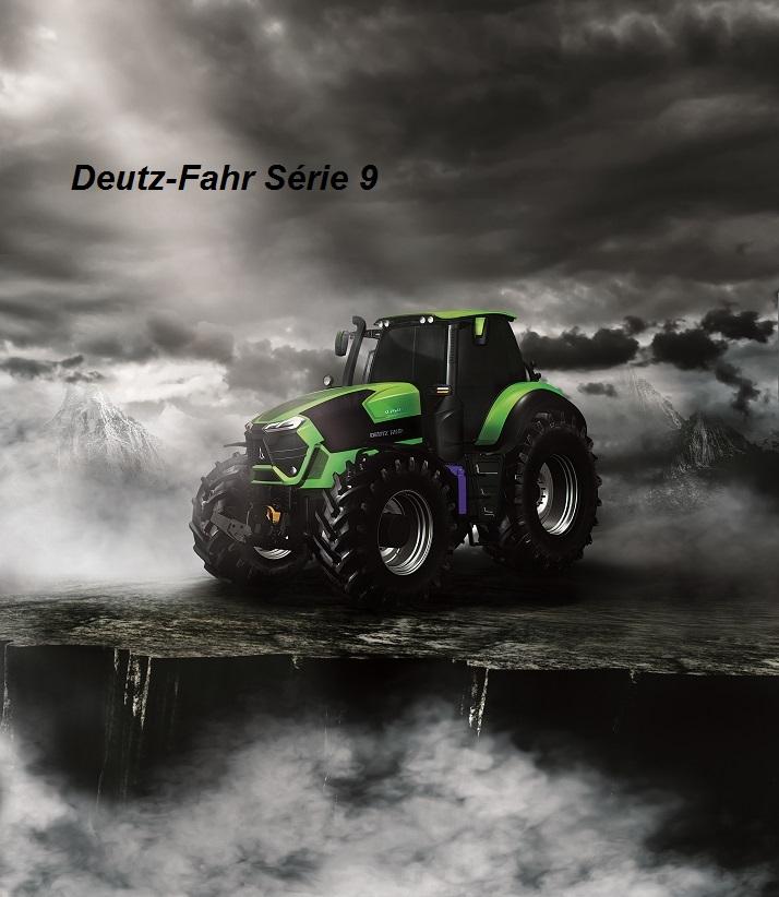 Photo du Tracteurs agricoles TTV 9340