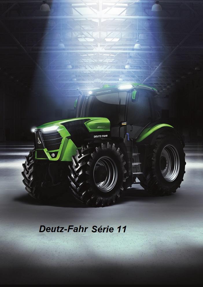Photo du Tracteurs agricoles TTV 11400