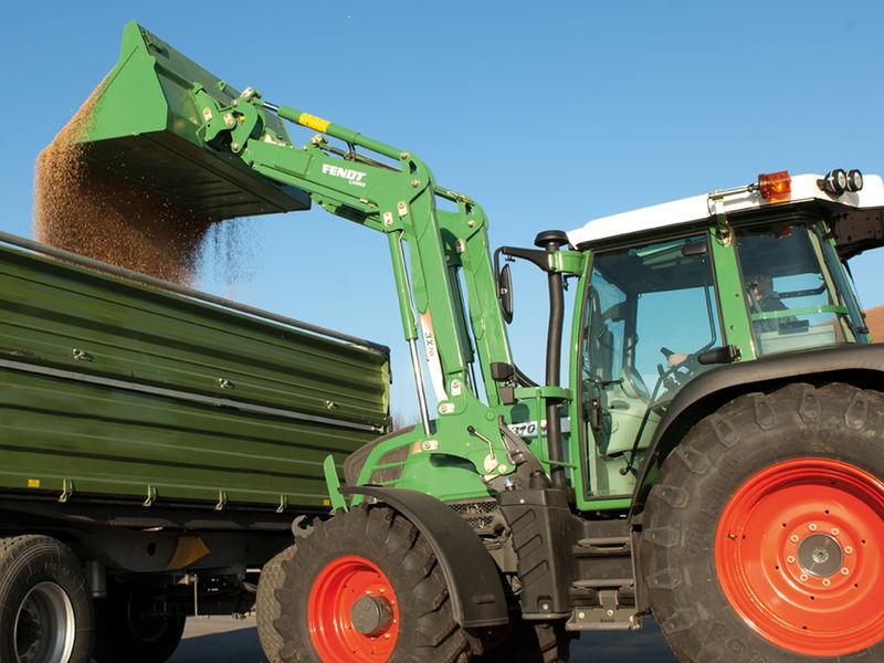 Photo du Tracteurs agricoles 311 Vario
