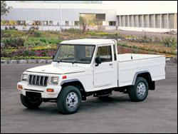 Photo du 4x4 Bolero Pick Up Simple Cabine