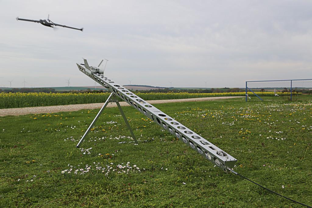 Photo du Services et logiciels de surveillance des cultures Drone Gatewing X-100