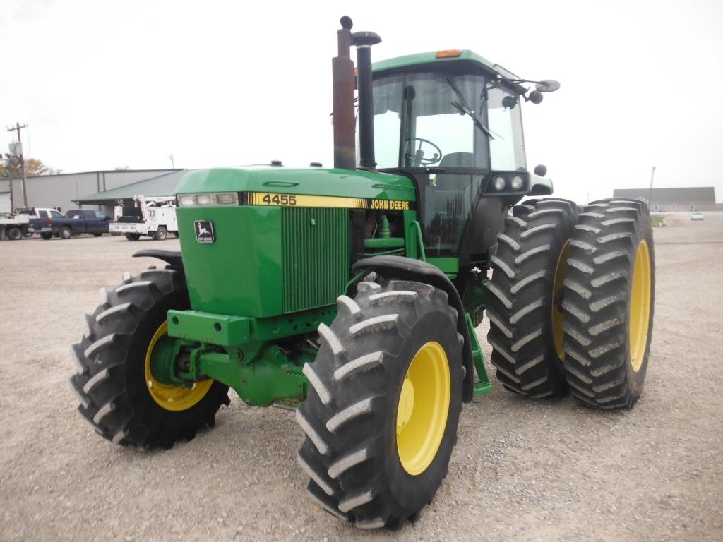 Photo du Tracteurs agricoles 4455