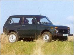 Photo du 4x4 Lada 4X4 Niva Injection