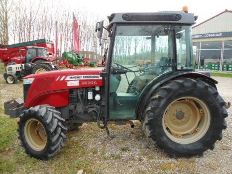 Photo du Autres tracteurs MF 3635 S