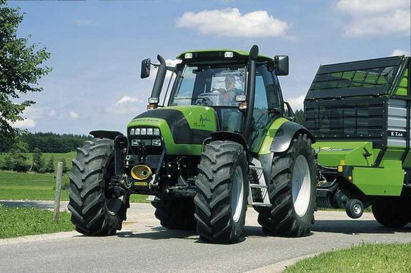 Photo du Tracteurs agricoles Agrotron TTV 1160