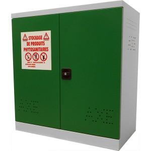 Photo du Cellules de stockage Armoire EXCELA 155L pour produits phytosanitaires