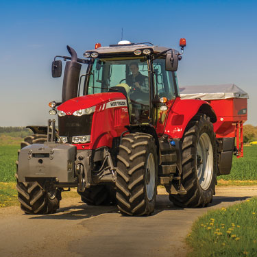 Photo du Tracteurs agricoles MF 7719 Dyna-6 / Dyna-VT