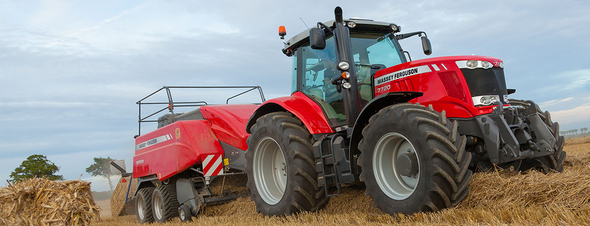 Photo du Tracteurs agricoles MF 7722 Dyna-6 / Dyna-VT