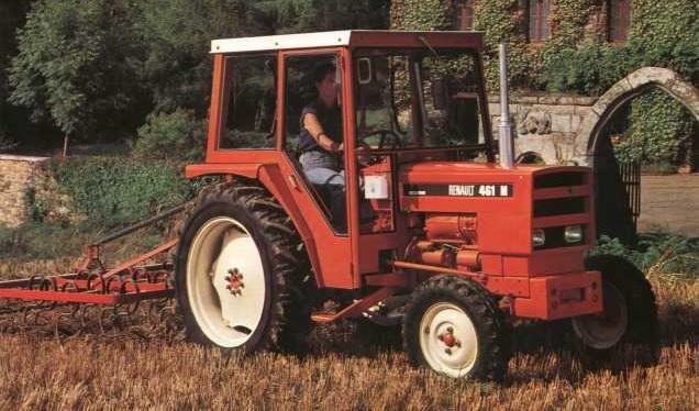 Photo du Tracteurs agricoles 461