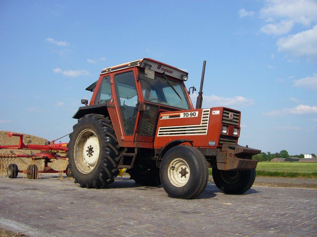 Photo du Tracteurs agricoles 70-90