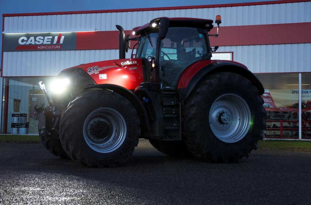 Photo du Tracteurs agricoles Optum 270 CVX