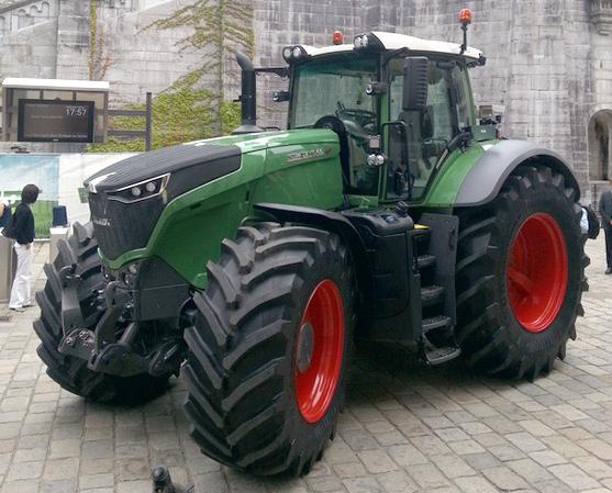 Photo du Tracteurs agricoles 1046 Vario