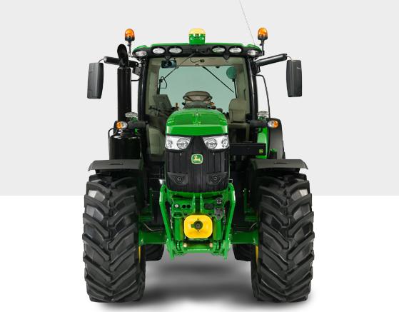 Photo du Tracteurs agricoles 6195R