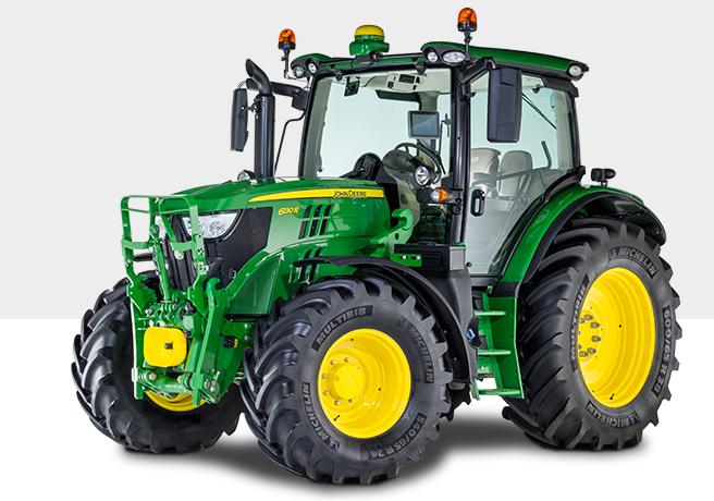 Photo du Tracteurs agricoles 6130R