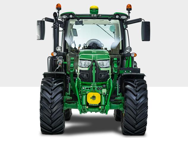 Photo du Tracteurs agricoles 6135R