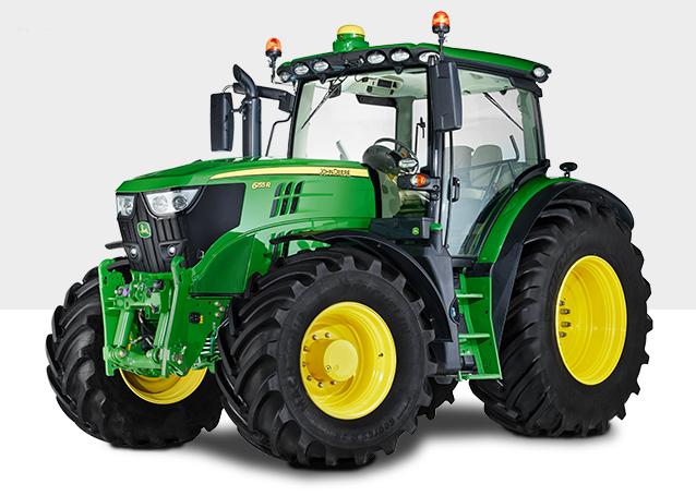 Photo du Tracteurs agricoles 6155R