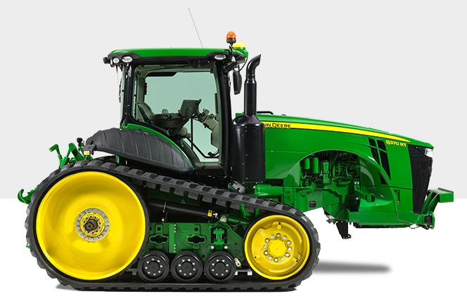Photo du Tracteurs agricoles 8370RT