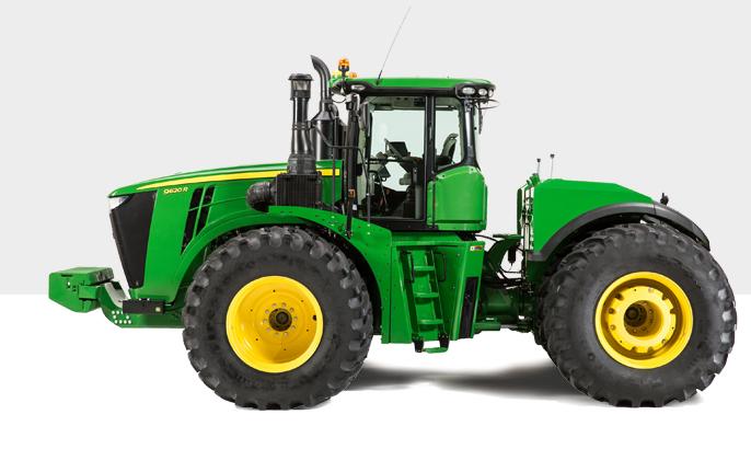 Photo du Tracteurs agricoles 9420R