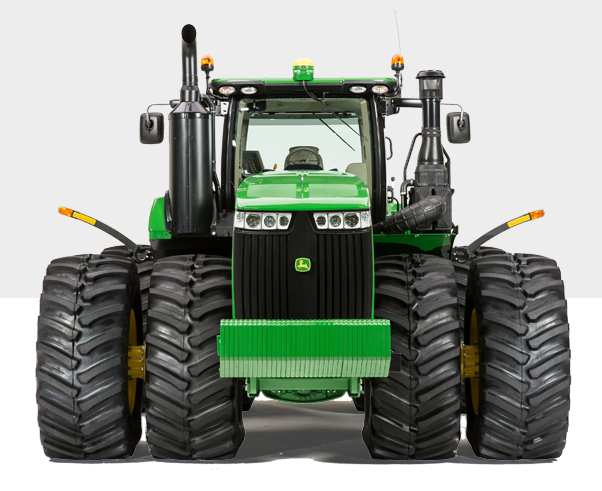 Photo du Tracteurs agricoles 9520R