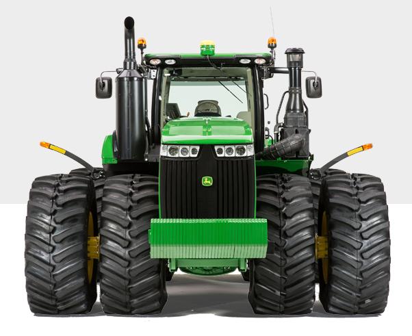 Photo du Tracteurs agricoles 9620R