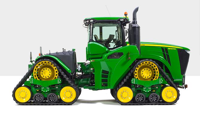 Photo du Tracteurs agricoles 9520RX