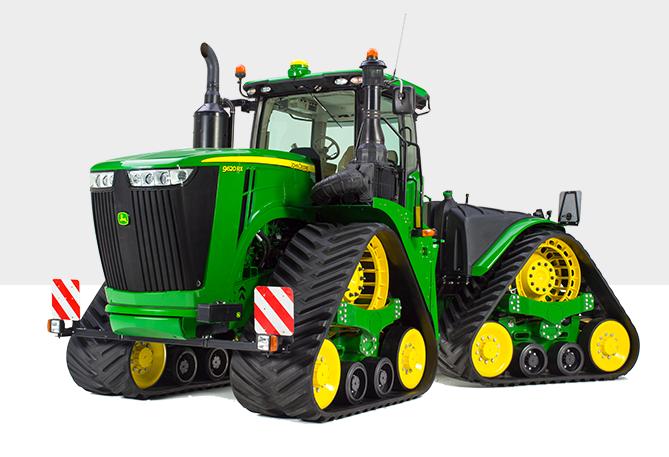 Photo du Tracteurs agricoles 9570RX