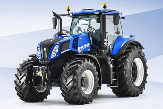 Photo du Tracteurs agricoles T8.380