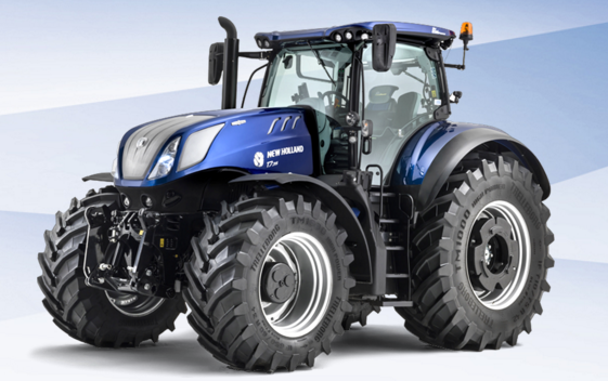 Photo du Tracteurs agricoles T7.290 Heavy Duty