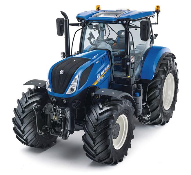 Photo du Tracteurs agricoles T7.210