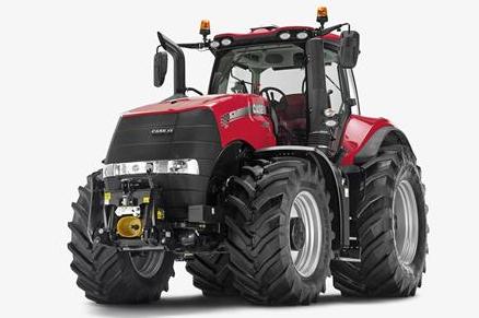 Photo du Tracteurs agricoles Magnum 380 CVX