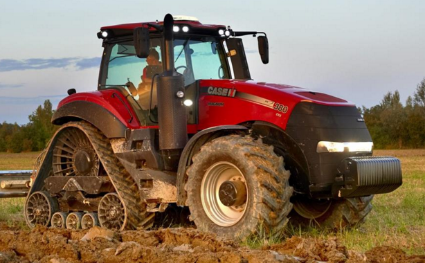 Photo du Tracteurs agricoles Magnum 380 Rowtrac CVX