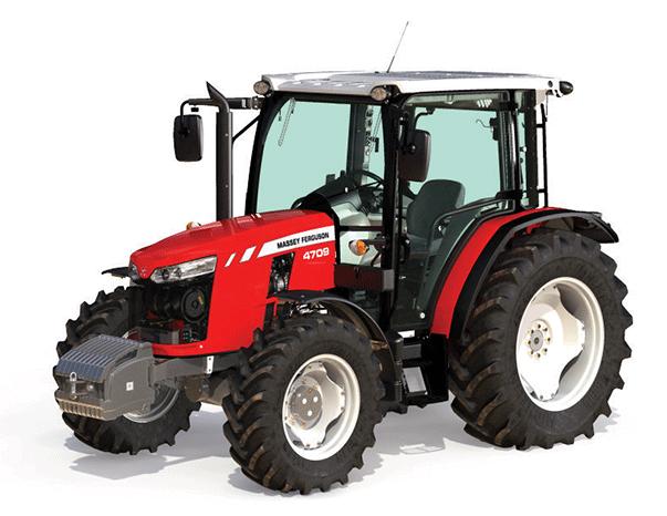 Photo du Tracteurs agricoles MF 4708