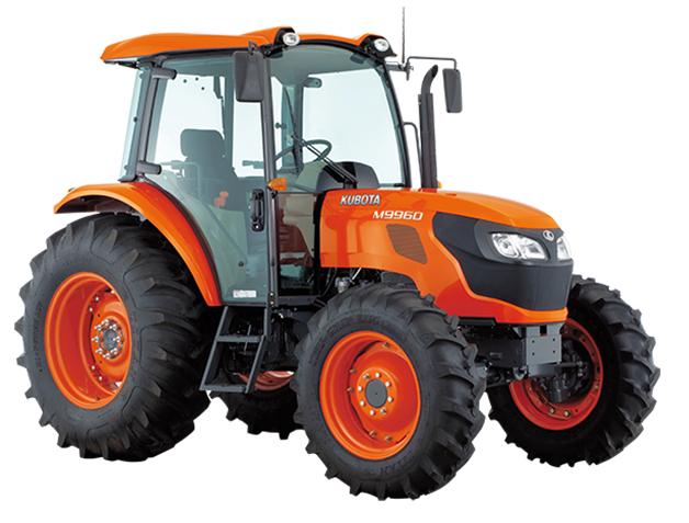 avis m9960 de la marque kubota tracteurs agricoles. Black Bedroom Furniture Sets. Home Design Ideas