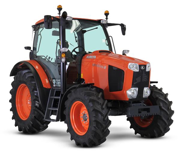 Photo du Tracteurs agricoles M110GX