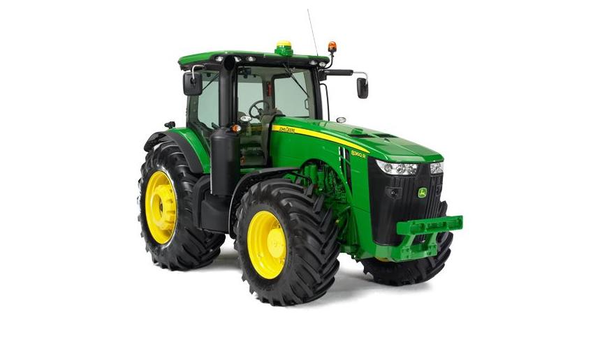 Photo du Tracteurs agricoles 8285R