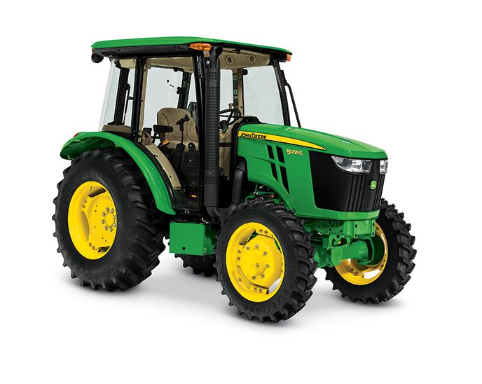 Photo du Tracteurs agricoles 5055E