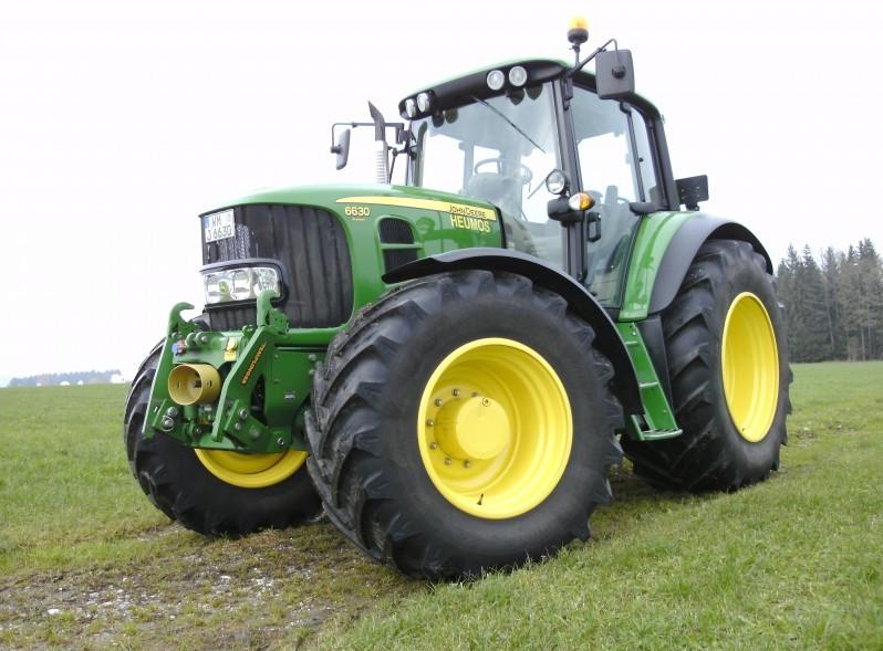 Photo du Tracteurs agricoles 6630