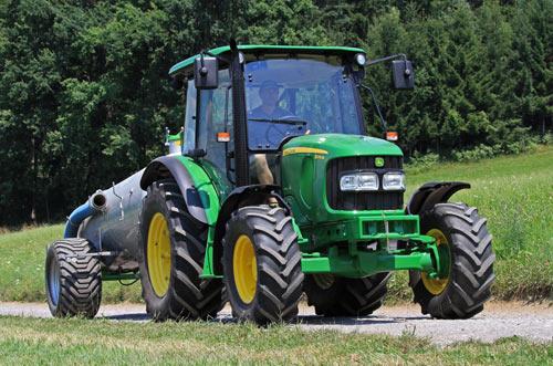 Photo du Tracteurs agricoles 5070M