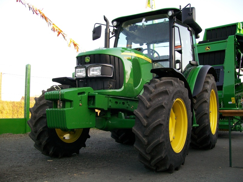 Photo du Tracteurs agricoles 5080M