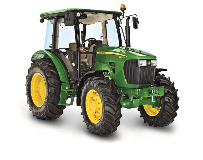 Photo du Tracteurs agricoles 5083E