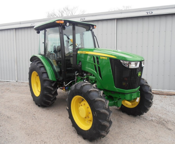 Photo du Tracteurs agricoles 5085E
