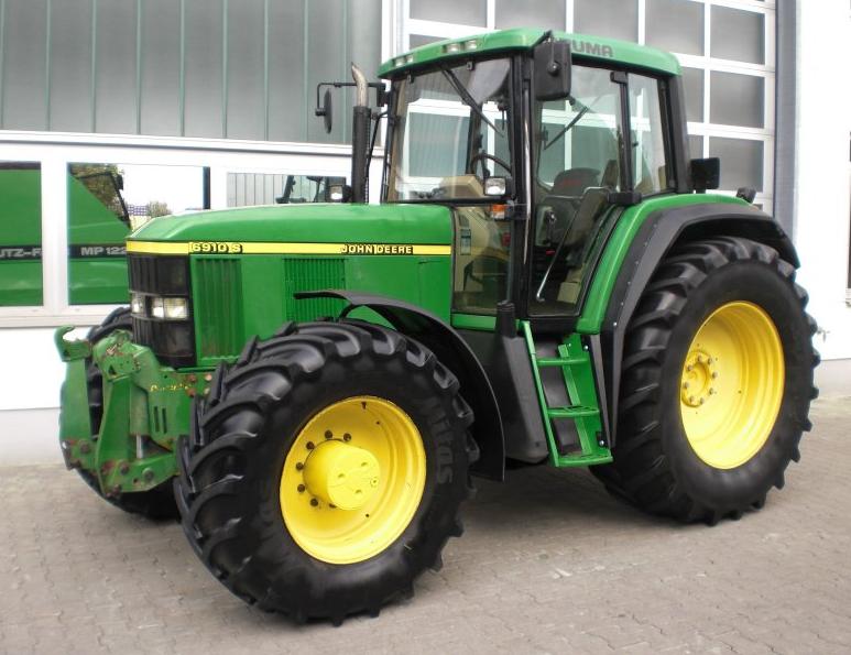 Photo du Tracteurs agricoles 6910S