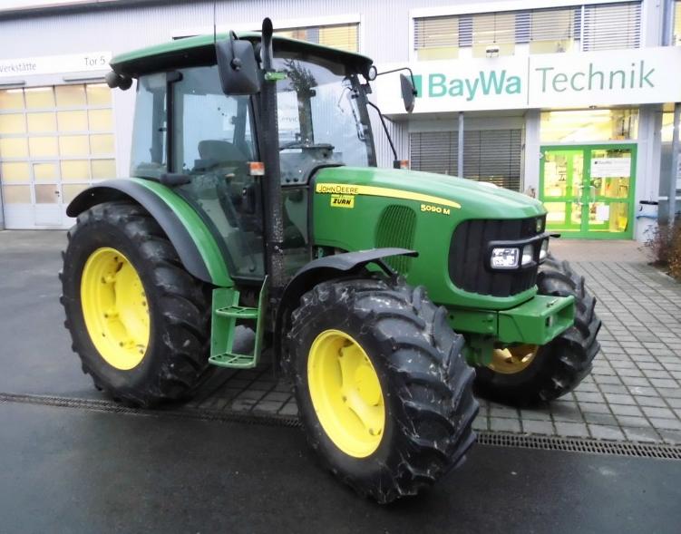 Photo du Tracteurs agricoles 5090M