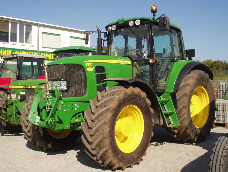 Photo du Tracteurs agricoles 6930 Premium