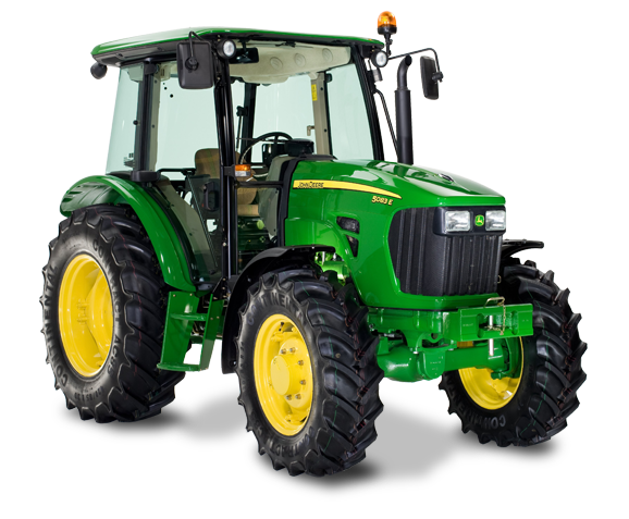 Photo du Tracteurs agricoles 5093E