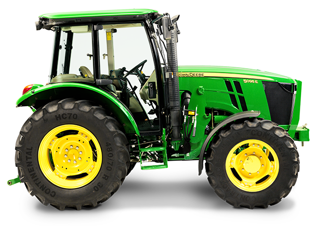 Photo du Tracteurs agricoles 5095E