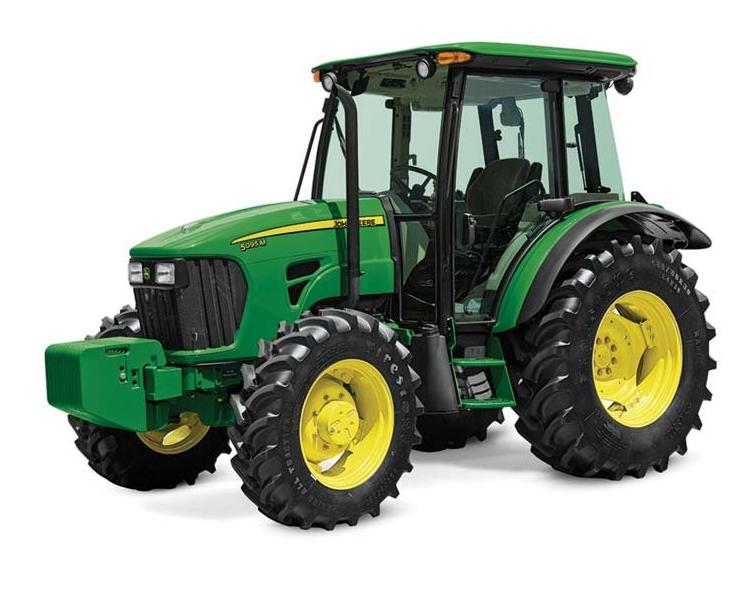 Photo du Tracteurs agricoles 5095M