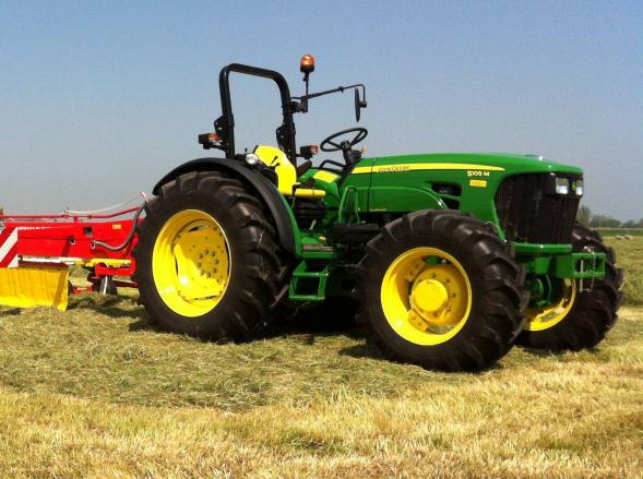 Photo du Tracteurs agricoles 5105M