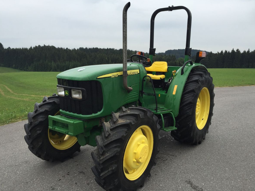 Photo du Tracteurs agricoles 5215 Standard